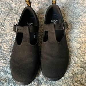 Dr. Martens Woolwich Canvas Size 11